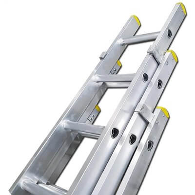 Triple Section Extension Ladder